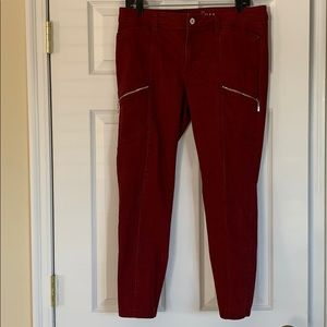 WHBM Ankle Jeans